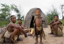 Educare alla Non-Aggressività: i !Kung del Kalahari