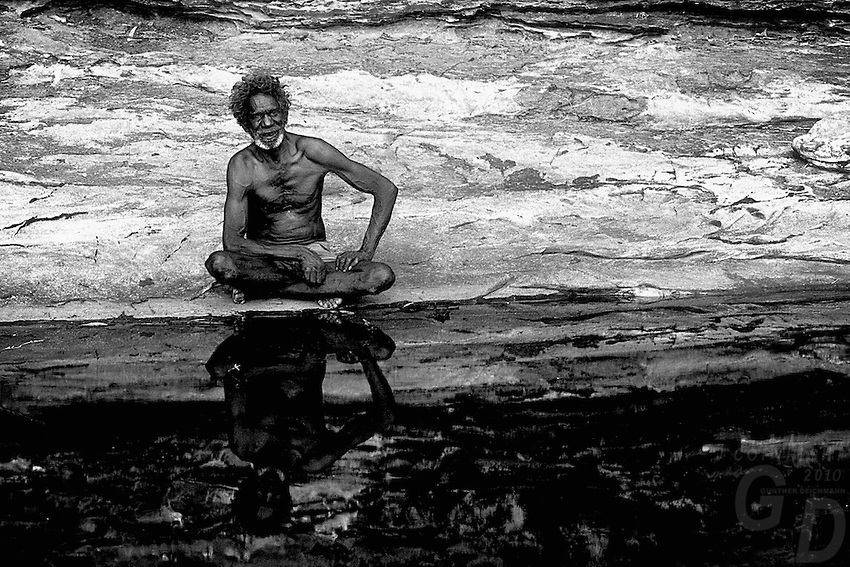 Aboriginal Tribal Land in Arnhem Land, Australia
