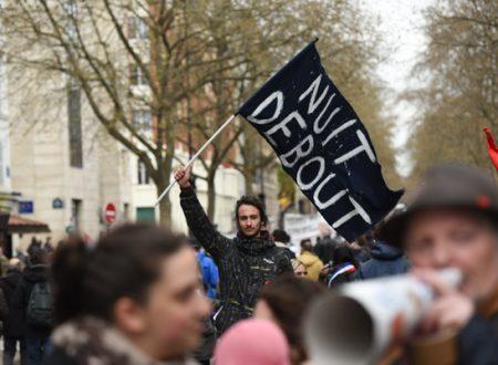 Repressione contro Movimento Nuit Debout