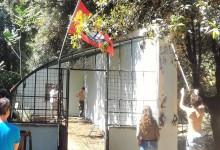 """Serra Occupata dai Compagni del Laboratorio Sociale """"Semi in Rivolta"""""""