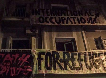 Sgomberi e Repressione a Salonicco