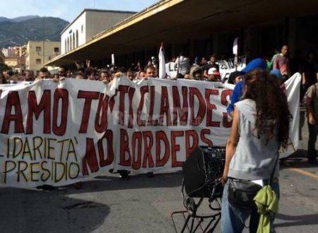 """""""Nessun Essere Umano è Illegale"""": Azioni Diffuse contro Frontiere e Deportazioni"""