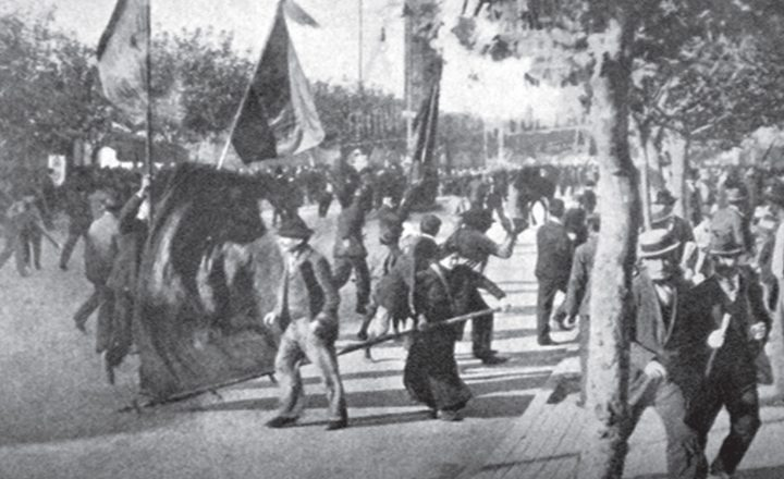 Breve Storia del Movimento Anarchico in Argentina