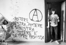 """Potere a Destra, Potere a Sinistra, il Potere é Sempre Fascista"""
