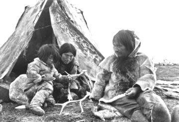 Ihuma e Naklik – Affettuosità e Aggressività tra gli Inuit