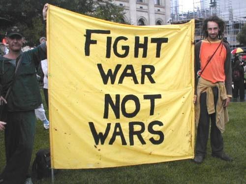 """""""Combatti La Guerra Non Le Guerre"""" – Anarchismo e Antimilitarismo"""
