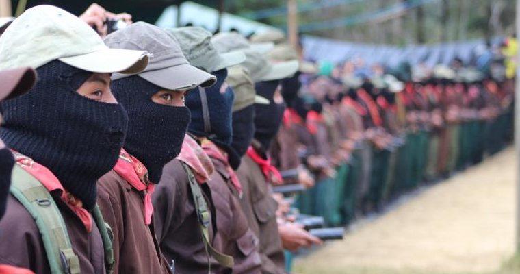 EZLN e CNI – La Lotta Per Distruggere Il Potere