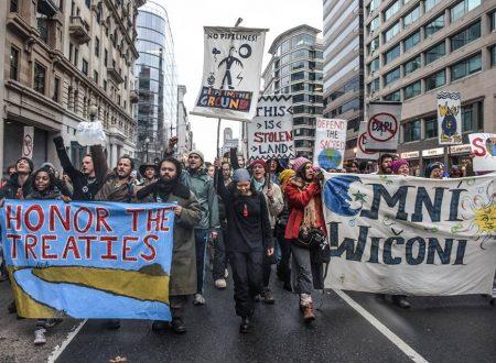 Trump Contro Standing Rock – Il Neo Presidente USA Autorizza la Costruzione degli Oleodotti
