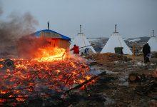"""Repressione a Standing Rock – Sgombero dell'Accampamento di Resistenza """"Oceti Sakowin"""""""