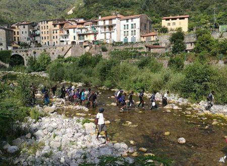 """""""Distruggere le Frontiere ogni Giorno"""" – Due parole sul tentativo dei migranti di attraversare il confine a Ventimiglia"""