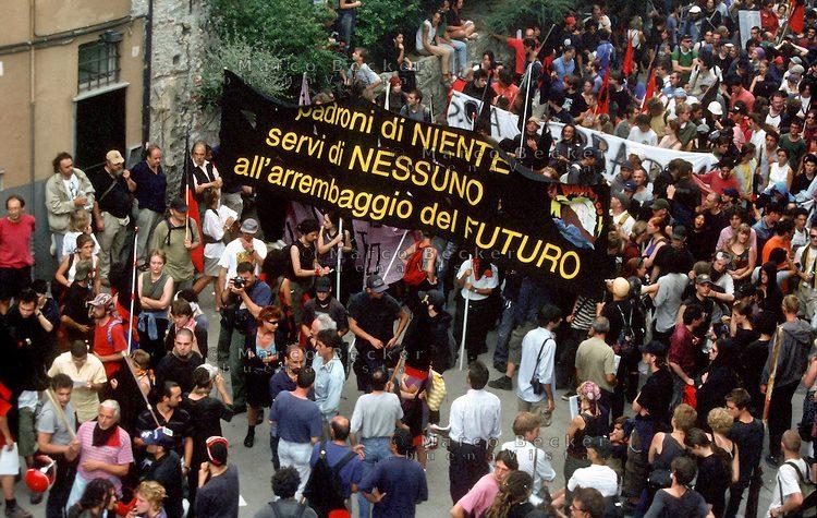 """""""Avevamo Ragione Noi…"""" – A Proposito di Anarchismo e Anti-Globalizzazione"""