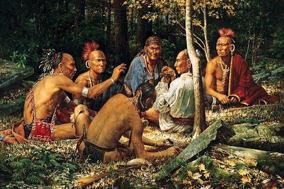 Noi della Confederazione Irochese delle Sei Nazioni: Per l'Armonia e la Pace nel Mondo