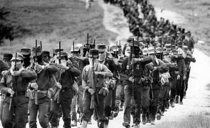 Lotte Contadine e Rivolte Indigene in Chiapas – I Primi Passi dell'Insurrezione Zapatista