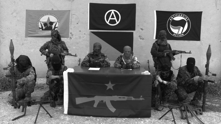 """""""Per la Rivoluzione e l'Anarchia"""" – La Guerriglia Anarchica dell'IRPGF in Rojava"""