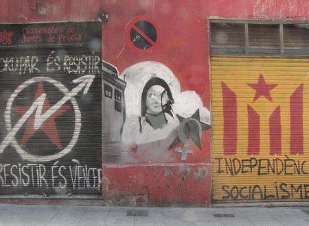 Indipendentismo e anarchismo: relazione impossibile? (tratto da A-Rivista Anarchica)