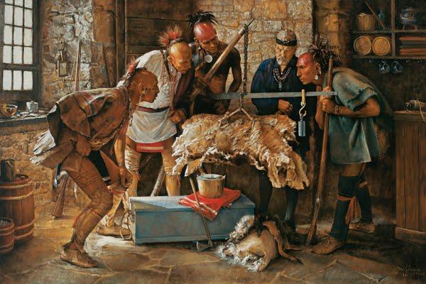 Le Guerre dei Castori – Colonialismo e Struttura della Dipendenza
