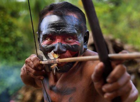"""""""Continuare a combattere, continuare a resistere!"""" – i Waiapi sul piede di guerra"""