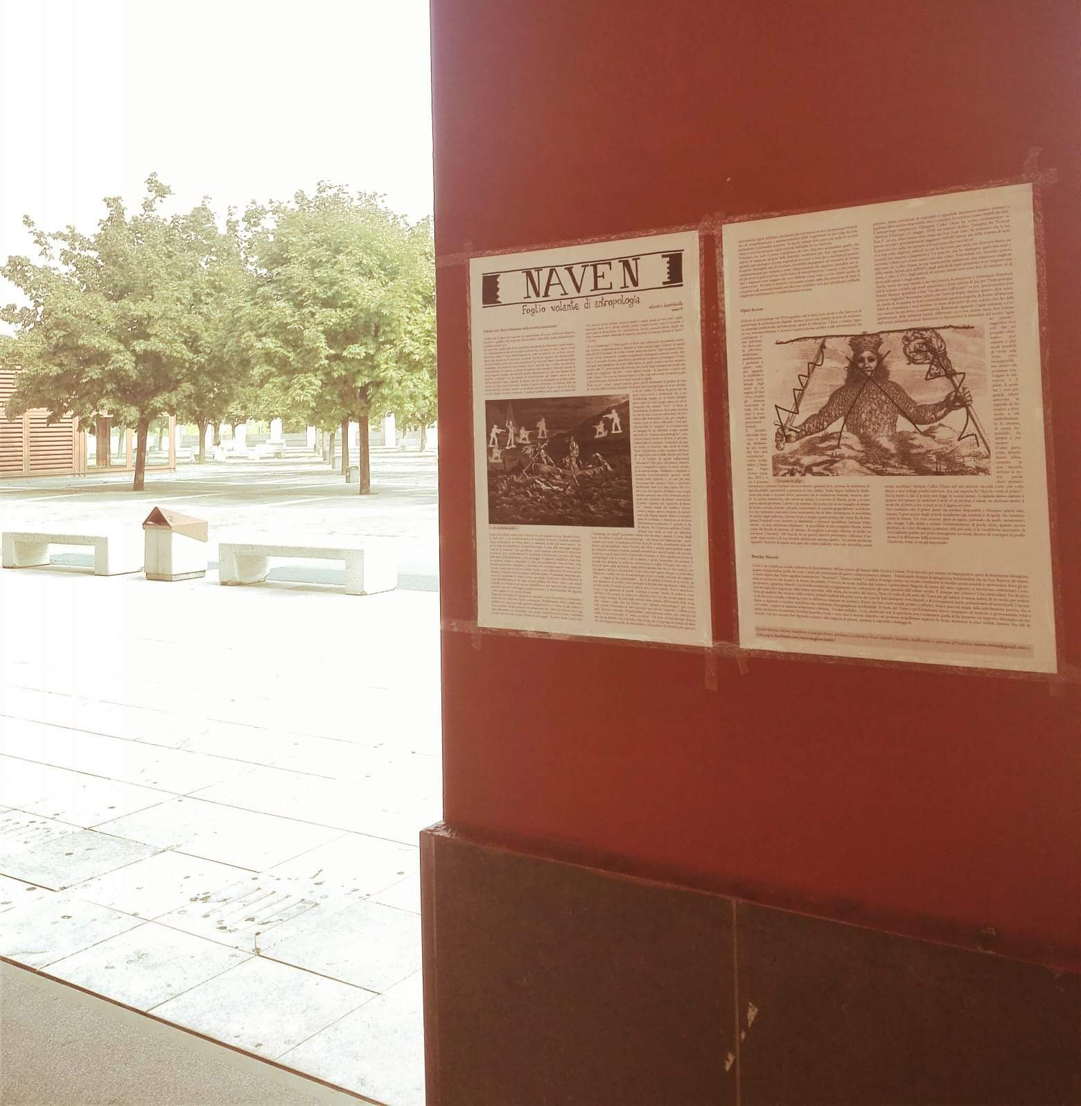 NAVEN – Un Foglio Volante di Antropologia