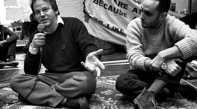 In ricordo di David Graeber, antropologo e anarchico